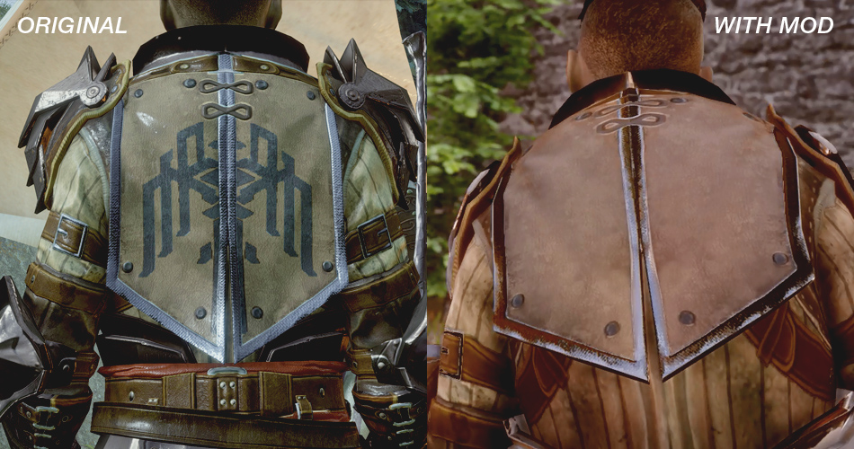 Mods and Dragon Age: Inquisition – A List – blog Catherine